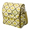 Boxy Backpack Diaper Bag - Lights of Lisbon