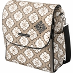 Boxy Backpack Diaper Bag - Marbella Meadows