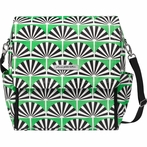 Boxy Backpack Diaper Bag - Playful Palm Springs