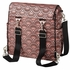Boxy Backpack Diaper Bag - Sakura Roll