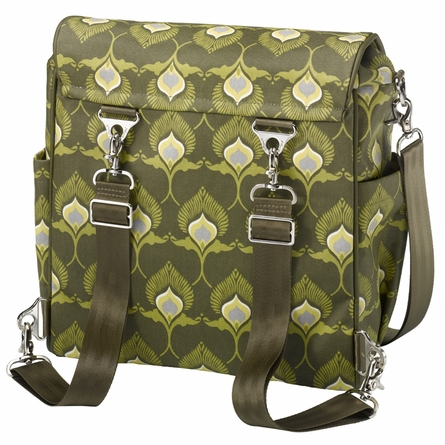 Boxy Backpack Diaper Bag - Sleepy Segovia