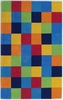 Boys Color Blocks Rug