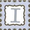 Boys Monogram Canvas Reproduction - I