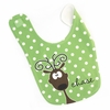 Boys Reindeer Personalized Bib