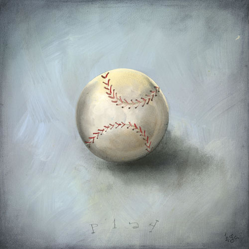 Boys Toys Baseball Canvas Wall Art By Oopsy Daisy