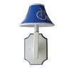 Boys Toys Blue Hampton Wall Sconce