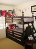 Brady Boy Twin Bunk Bed