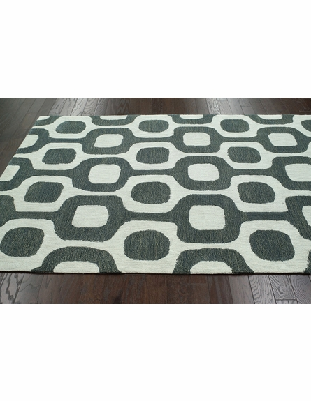 Brazil Cotton Rug in Forest