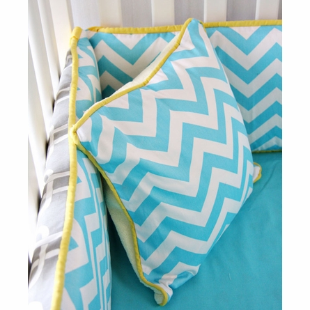 Bright Baby Crib Sheet