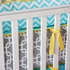 Bright Baby Gray Crib Bumper