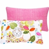 Bright Jungle Lumbar Pillow