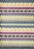 Bright Multi Stripe Madeline Rug
