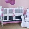 Brighton Seersucker 3-Piece Crib Bedding Set