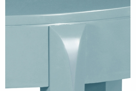 Brigitte Desk - Light Blue