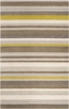 Brindle Striped Madison Square Rug