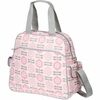 Brittany Backpack Diaper Bag in Modern Floral