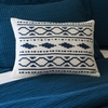 Britten Indigo Accent Pillow
