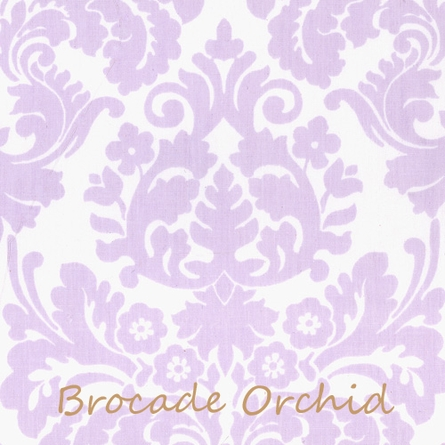 Brocade Orchid Bedding