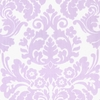 Brocade Orchid Fabric by the Yard