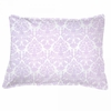 Brocade Orchid Pillow Sham