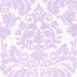 Brocade Orchid Reversible Quilt