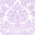 Brocade Orchid Window Valance