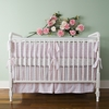 On Sale Brocade Peony 3-Piece Crib Bedding Set