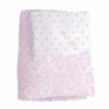 On Sale Brocade Peony Reversible Quilt