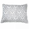 Brocade Slate Pillow Sham