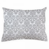 Brocade Slate Pillowcase Set