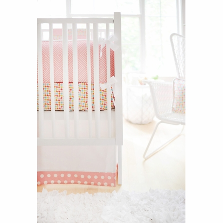 Brooklyn Baby Crib Bedding Set