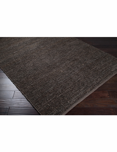 Brown Continental Jute Rug