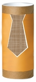 Brown Crosshatch Tie (kbct)