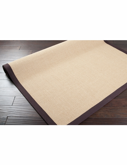 Brown Soho Jute Rug