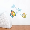 Bubble Fish Wall Decal