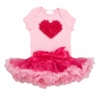 Bubble Gum Pink Tutu Love Set