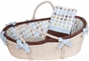 Bubbles Moses Basket
