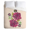 Budding Love Duvet Cover