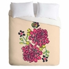 Budding Love Lightweight Duvet Cover