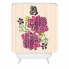 Budding Love Shower Curtain