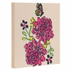 Budding Love Wrapped Canvas Art