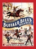 Buffalo Bill's Vintage Wood Sign