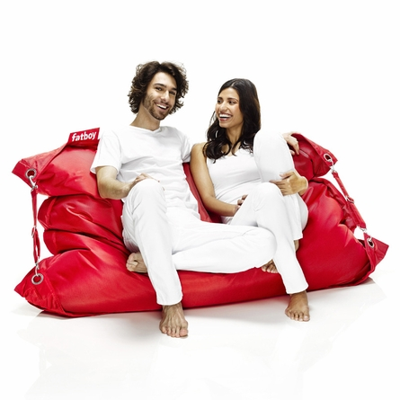 Fatboy Buggle-Up Red Beanbag