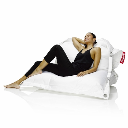 Buggle-Up Beanbag In White