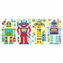 Build Your Own Robot Peel & Stick Applique