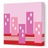 Buildings Canvas Wall Art