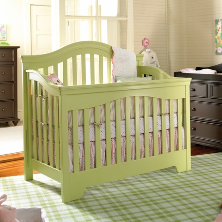 Built To Grow Convertible Bravo Crib