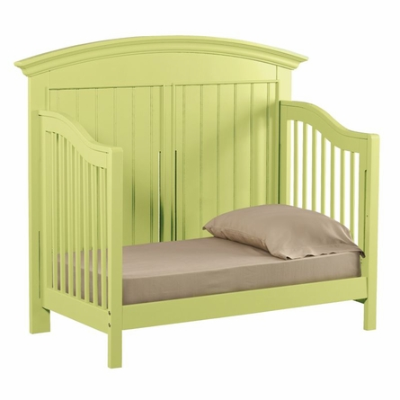 Built To Grow Convertible Laurels Crib