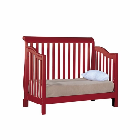 Built To Grow Convertible Sleigh Crib