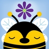 Bumble Bee Dreams Canvas Reproduction